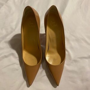 Authentic Christian Louboutin Décolleté